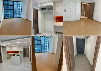Sunwah Pearl apartment for rent with 2 bedrooms interior view