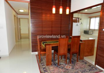 The Vista in District 2 for rent lower floor T2 tower luxurious interior