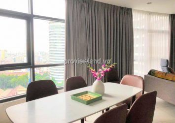 City Garden apartment for sale 3 bedrooms fully furnished
