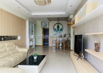 Saigon Pearl building Ruby 2 for sale apartment overlooking the river