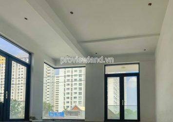 Semi-detached Villa of Lucasta Khang Dien District 9 for sale 3 floors land area 210m2