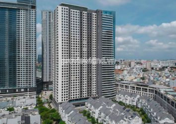 Luxury apartment for rent 2 bedrooms at Opal Saigon Pearl Binh Thanh high floor