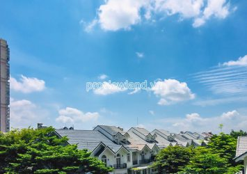 Low floor 4 bedroom apartment for rent at Opal Saigon Pearl Binh Thanh