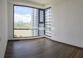 Apartment for rent at Opal Saigon Pearl on high floor with 4 bedrooms river view