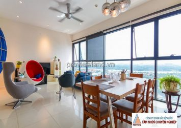 Apartment for rent in the middle floor of Tower A in the Ascent with exquisite interior decoration