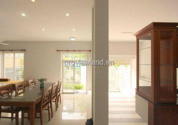 Quick sale Thao Dien street house 10x11m, 3 floors, 3 bedrooms, garage