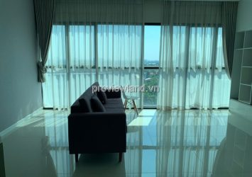 The Ascent low-floor apartment has been furnished with 3 bedrooms