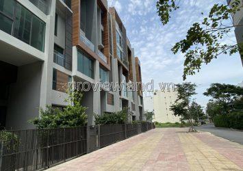 Commercial townhouse for rent D2eight Capitaland District 2 1 basement + 5 floors