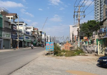 Land for sale in front of Luong Dinh Cua, District 2, 10x20m, near Saigon River