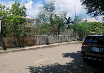 Sale of land plot 1200m2 frontage street 65 Thao Dien District 2