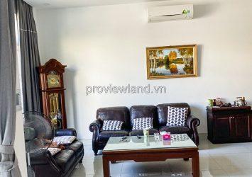 Thao Dien villa for rent, 1 ground floor, 2 floors with 294m2 land area