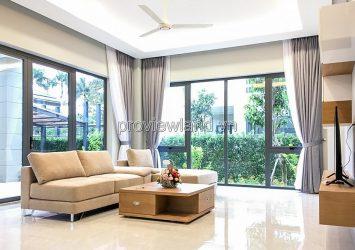 Villa Saigon Villas Hill Residences District 9 with large garden 1 ground floor 1 floor for rent