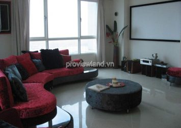 The manor apartment for sale high floor fully furnished with 3 bedrooms