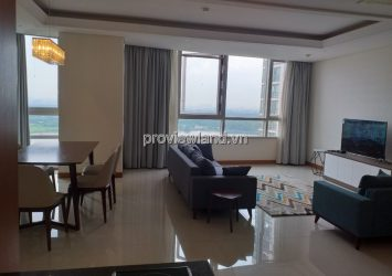 Xi Riverview apartment on middle floor building 101 with fully furnished for rent