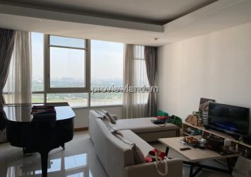 Apartment for rent in Xi Riverview Place high floor 102 tower fully furnished