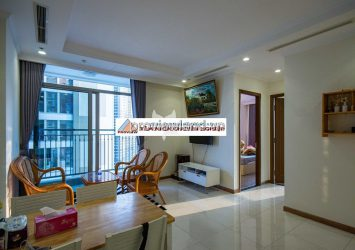 Vinhomes Central Park apartment for sale fully furnished with 3 bedrooms