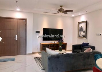Vinhomes Central Park apartment for rent with 2 bedrooms nice furniture