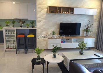 Vinhomes Central Park apartment for rent at good price 3 bedrooms fully furnished