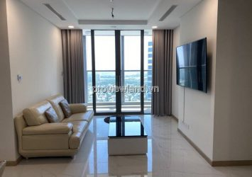 Vinhomes Central Park for rent 3 bedrooms Landmark 81 with furniture