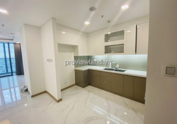 Apartment for rent basic furnished 4 bedrooms in Vinhomes Central Park