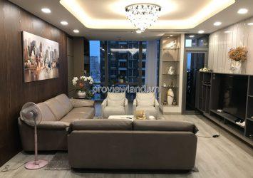 Sky Villa Vinhomes Central Park 3 bedrooms with beautiful garden