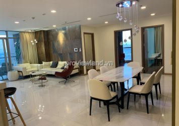 For sale 4 bedrooms apartment in Vinhomes Central Park Binh Thanh