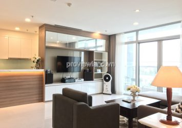 Vinhomes Central Park apartment low floor 4 bedrooms river view for sale