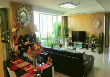 Cantavil Premiera apartment for sale with 3 bedrooms luxury interior