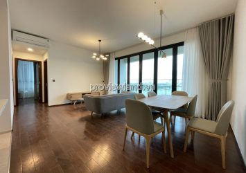 D'edge apartment for rent district 2 river view 3 bedrooms have furniture