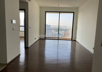 D'edge apartment for rent in District 2 with 2 bedrooms no furniture airy view