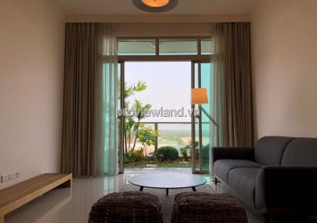 The Vista An Phu for rent 2 bedroom apartment with garden
