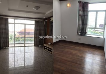 Hoang Anhriverview for rent basic furniture with 4 bedrooms many utilities
