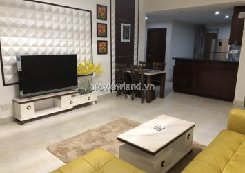 Apartment for sale at Hung Vuong Plaza 18th floor beautiful view with 3 bedrooms