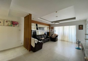 Apartment for rent in Hung Vuong Plaza 3 bedrooms high quality furniture