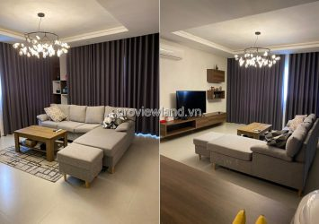 New city apartment with low floor fully furnished with 3 bedrooms for rent