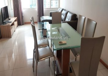 Saigon Pearl for rent 2 bedrooms fully furnished and modern equipment