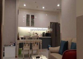 Vinhomes Central Park apartment for sale high floor with 3 bedrooms furnished
