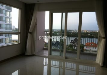 Apartment no furniture opened for sale at Xi Riverview 3 bedrooms