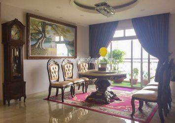 Sky Villa Penthouse for sale in Flemington D11 area 200m2 nice view