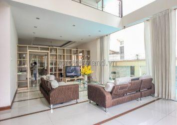 Fideco Thao Dien villa for rent, District 2, 3 floors, 350m2, 5 bedrooms