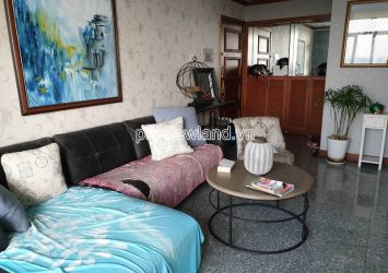 Hoang Anh Riverview apartment for sale with 4 bedrooms fully furnished