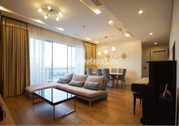 Estella An Phu apartment for sale, high-rise park view, 124m2, 3 bedrooms, beautiful house