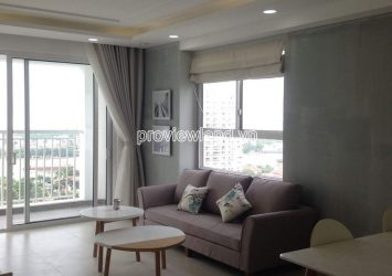 Apartment for rent in Tropic Garden middle floor 3 bedrooms full furnished