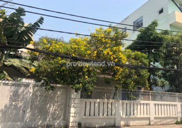 House for sale on Nguyen Phi Khanh District 1 17.7mx24m, square, suitable for business