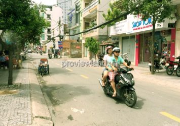 House for sale on Ho Hao Hon Street, Co Giang Ward, District 1 14x51m