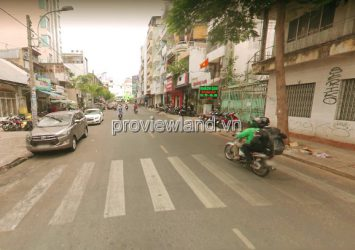 House for sale frontage Nguyen Van Giai District 1, 837m2 pink book