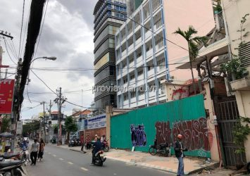 House for sale in District 1, 2 fronts Nguyen Van Thu, 344m2, built 2 basements + 8 floors