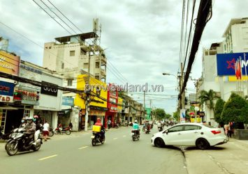 House for sale Cach Mang Thang Tam District 10, 781m2, wide street, suitable for business