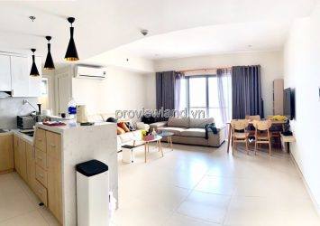 Masteri Thao Dien apartment for sale, mid-floor T2 tower with 3 bedrooms full furnished
