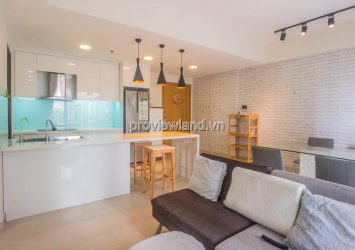 Masteri Thao Dien apartment for rent block B of T4 tower with 2 bedrooms full furnished